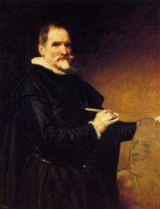 Martínez_Montañés_ejecutando_el_busto_de_Felipe_IV,_by_Diego_Velázquez