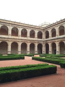 Monasterio de San Miguel de los Reyes en Valencia, panteón de Germana
